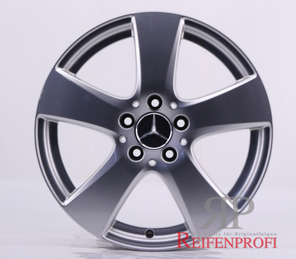 Original Mercedes Benz C-Klasse W205 A2054015500 Einzelfelge 18 Zoll MT208