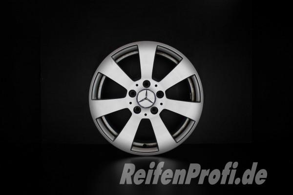 Original Mercedes Benz C-Klasse W204 A2044011102 Felgen Satz 16 Zoll 1105-B4
