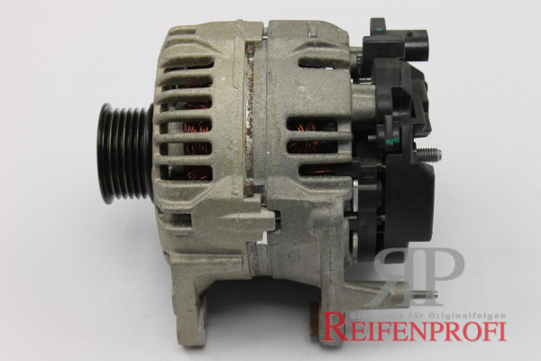 Original VW OEM 03C903023D Lichtmaschine Generator Bosch Audi Skoda gebr. /2