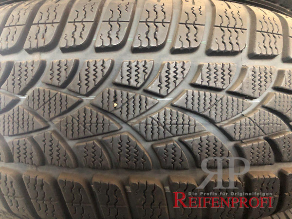 Dunlop Winter Sport 3D Winterreifen 205/55 R16 91H DOT 12 7,5mm RR12-C