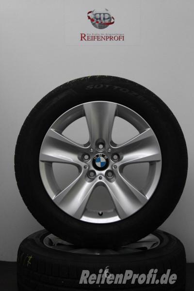 """Original BMW 5er 6er F10 F11 F12 F13 6790172 Styling 327 Winterräder 17"""" 734-C"""