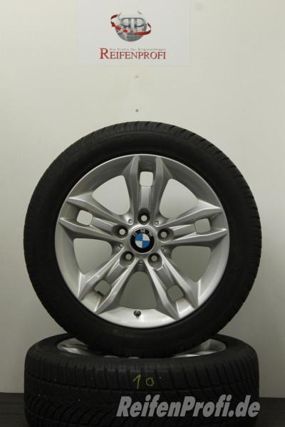 Original BMW X1 E84 6789142-13 Styling 319 Winterräder 17 Zoll 1289-B