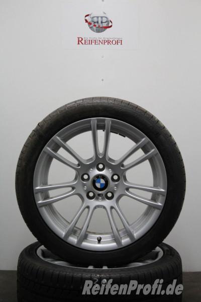 Original BMW 1er M Coupe M3 3er Winterräder 2283905 Styl. M270 18 Zoll 507-D2