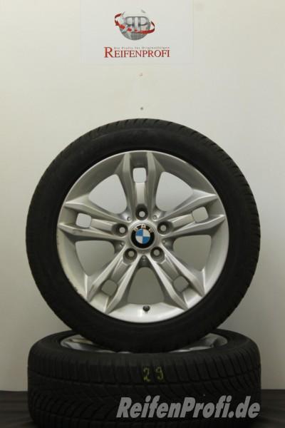 Original BMW X1 E84 6789142-13 Styling 319 Winterräder 17 Zoll 1287-B