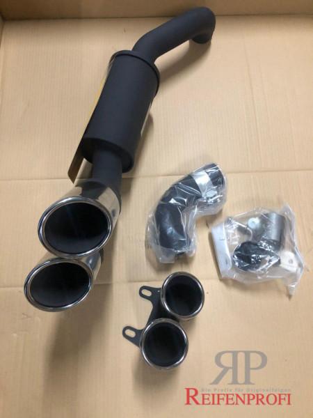 ABT Endschalldämpfer Audi Q3 8U0817130 8U052006110 NEU 361-B