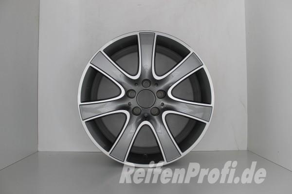 Original Mercedes W222 S-Klasse Einzelfelge A2224011102 18 Zoll 1349-B66