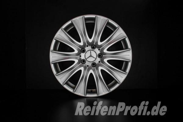 Original Mercedes W222 S-Klasse Felgen Satz A2224010902 18 Zoll 305-A3