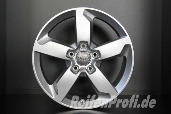 Original Audi Q7 4L V12 TDI Felgen Satz 4L0601025BB 19 Zoll 657-B2