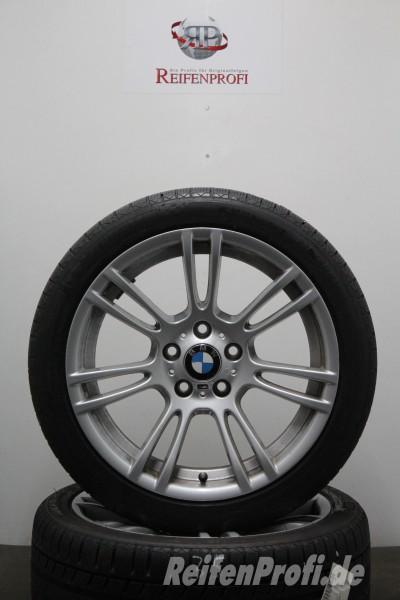 Original BMW 1er M Coupe M3 3er Winterräder 2283905 Styl. M270 18 Zoll 521-D