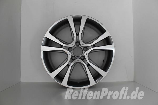 Original Mercedes W207 E-Klasse Einzelfelge A2074011902 19 Zoll PE306