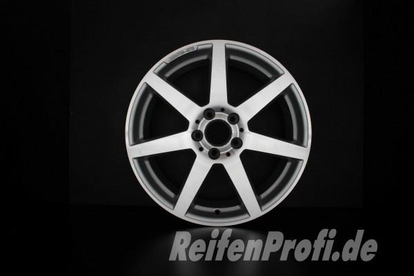 Original Mercedes AMG C-Klasse W204 Einzelfelge A2044019902 18 Zoll 529-E4