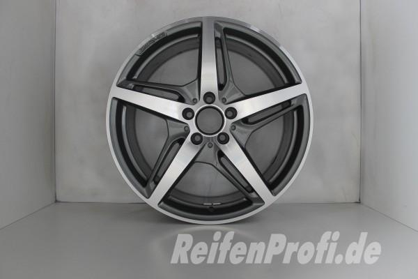 Original Mercedes AMG GT S C190 A1904010100 Einzelfelge 19 Zoll 776-C