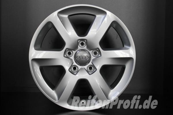 Original Audi Q7 4L TDI S line 4L0601025BJ Felgen Satz 18 Zoll 651-B1