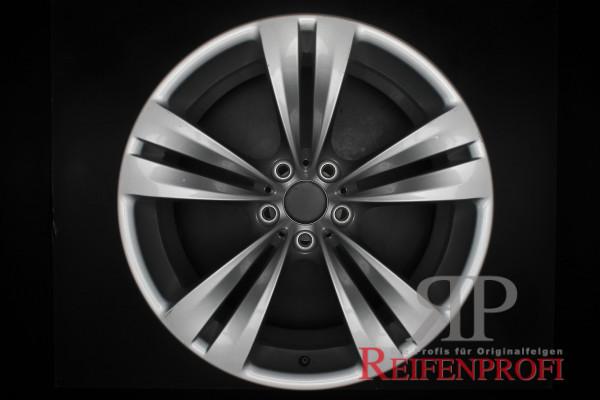 Original BMW 5er F07 6781276 Styling 272 Hinterachse Einzelfelge N46 19 Zoll 377-A