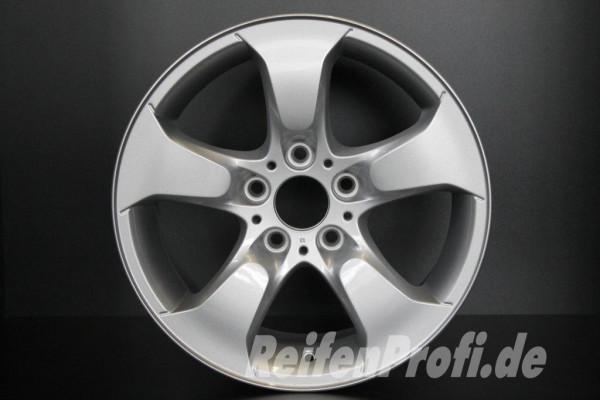 Original BMW X3 E83 Felgen Satz 3417393 Styling 204 17 Zoll NEU 1223-A4