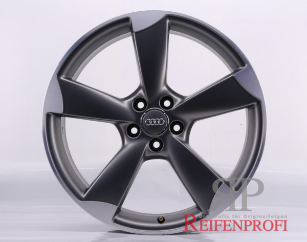 Original Audi Q3 RSQ3 8U 20 Zoll Sline Einzelfelge 8U0601025K 8,5x20 ET36 E4 490-C