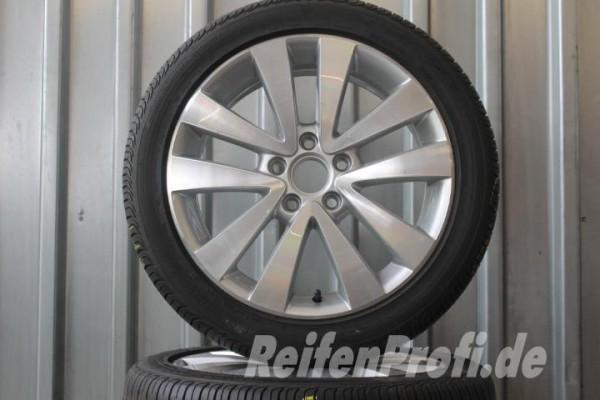 Original VW Golf 5 6 Touran 5K0601025R Sommerräder Seattle 17 Zoll 359-B