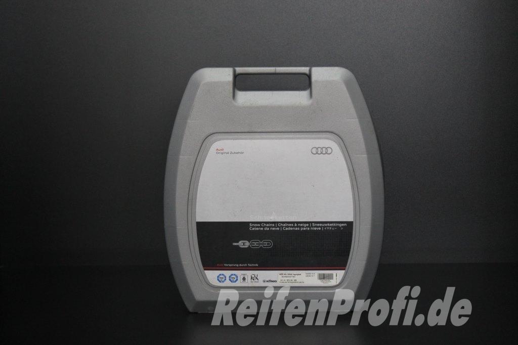 Original Audi A6 A4 225//45 R18 225//50 R18 4F0091365 Schneeketten 242-A