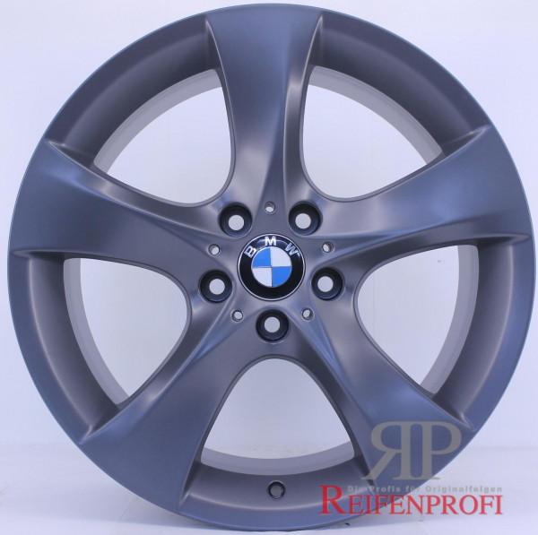 Original BMW 19 Zoll 3er E90 E91 Felgen Styling 311 8 & 9x19 Titan matt RPE902