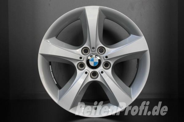 """Original BMW 5er E60 E61 X-Drive Felgen Satz 6772243-14 Styling 138 18"""" 404-B1"""