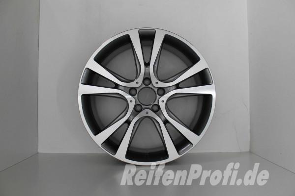 Original Mercedes W207 E-Klasse Einzelfelge A2074011902 19 Zoll PE309