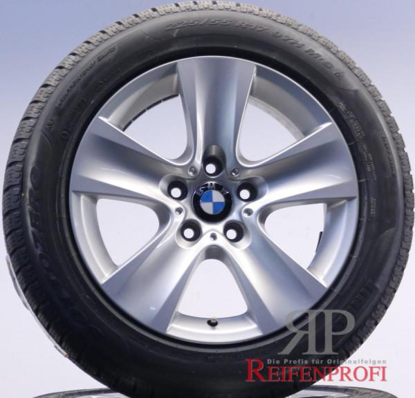 "Original BMW 5er 6er F10 F11 F12 F13 6790172 Styling 327 Winterräder 17"" 1289-B"