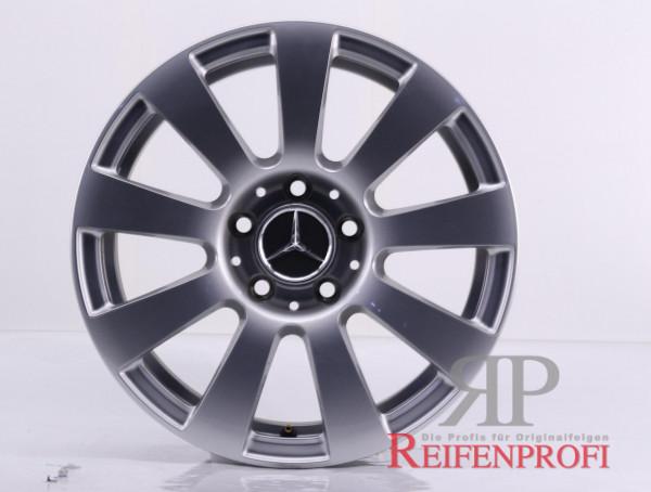 Original Mercedes Benz E-Klasse W212 A2124010002 Einzelfelge 16 Zoll MT32