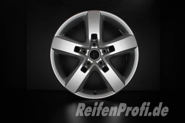 Original VW Touareg 7P6601025D Einzelfelge Everest 19 Zoll 654-E1