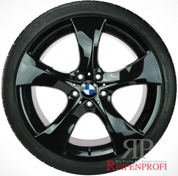 Original 19 Zoll BMW 3er Serie 8Jx19ET37 & 9Jx19ET39 Winterräder 225+255 SG RPE90W