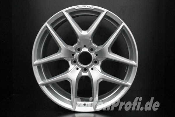 Original Mercedes AMG GT S C190 A1904010300 Einzelfelge 19 Zoll 1006-E9