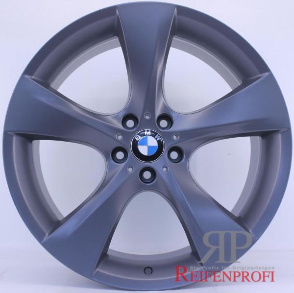 Original BMW 5er GT F07 21 Zoll Felgen 8,5Jx21 ET25 10Jx21 ET41 Titan matt RPF03