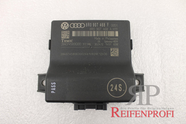 Diagnose Interface für Datenbus Gateway 8R0907468F 8R0907468A H11 Original Audi NEU