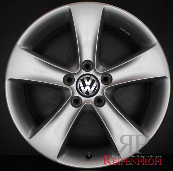 Original VW Passat 3C 3C8 CC Einzelfelge 3C8601025F St.Moritz 17 Zoll 257-C3