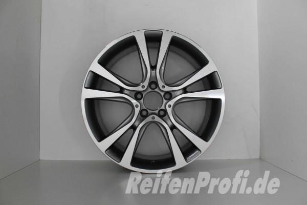 Original Mercedes W207 E-Klasse Einzelfelge A2074011902 19 Zoll PE308