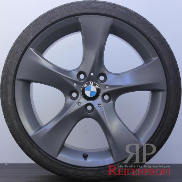Original 19 Zoll BMW 3er Serie 8Jx19ET37 & 9Jx19ET39 Sommerräder 225+255 TM-H RPE904