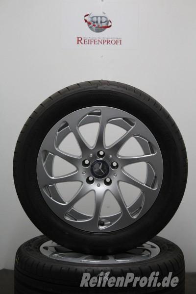 Original Mercedes SL-Klasse W231 A2314012402 Sommerräder 17 Zoll Dunlop 479-D