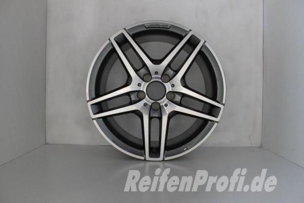 Original Mercedes W212 AMG E-Klasse Einzelfelge A2124010400 18 Zoll 348-C