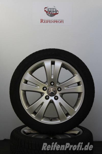"Original Mercedes C-Klasse W204 A2044010402 Winterräder Avantgarde 17"" 997-C"