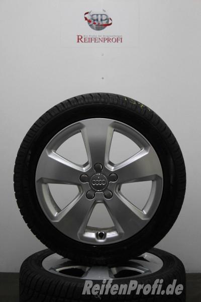 Original Audi A3 S3 8V Sportback S line 8V0601025C Winterräder 17 Zoll 299-C
