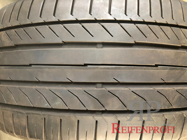 Continental Sport Contact (SC5) (MO) Sommerreifen 275/45 R18 103W DOT 14 5mm RR28-A