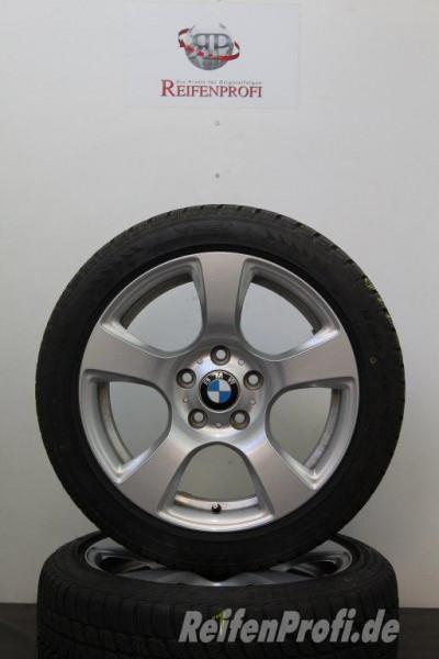 Original BMW 3er E90 E91 E92 E93 6770239 Styling 157 Winterräder 17 Zoll 810-D