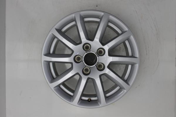 Original Audi A4 8K B8 S Line Einzelfelge 8K0601025AT 16 Zoll 668-C