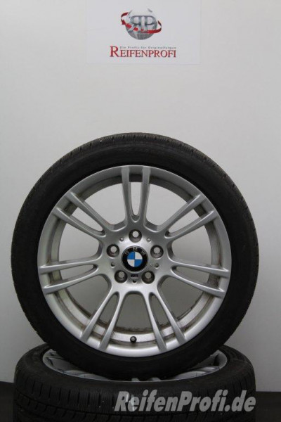 Original BMW 1er M Coupe M3 3er Winterräder 2283905 Styl. M270 18 Zoll 132-A