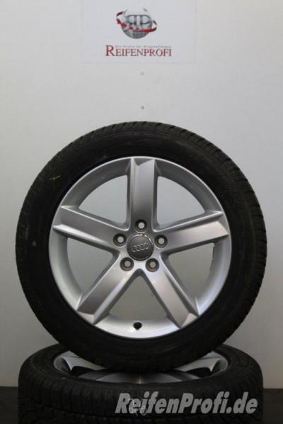 Original Audi A4 8K B8 Winterräder 8K0071497 17 Zoll 314-C