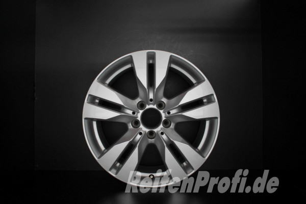 Original Mercedes E-Klasse W207 Einzelfelge A2074010202 17 Zoll 1343-B
