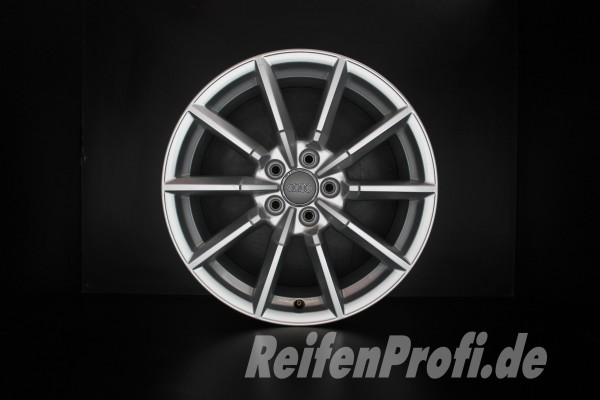 Original Audi TT 8S S Line 8S0601025C Felgen Satz 18 Zoll 868-B3