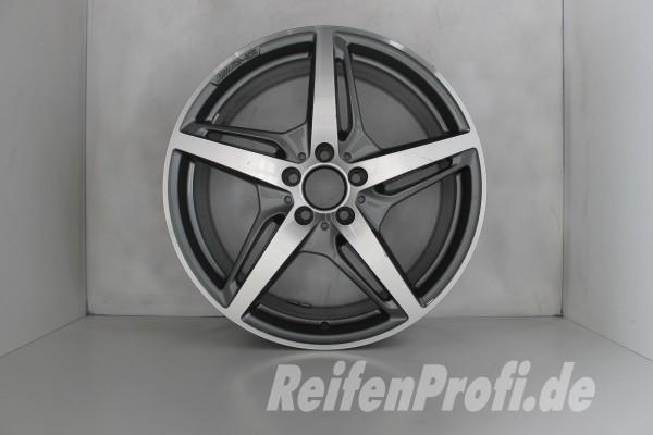 Original Mercedes AMG GT S C190 A1904010100 Einzelfelge 19 Zoll 932-C