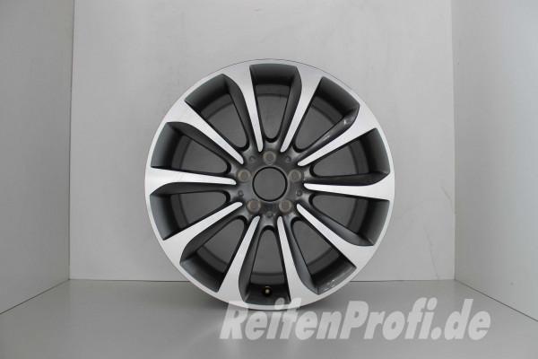Original Mercedes CLS-Klasse W218 A2184010700 Einzelfelge 18 Zoll PE469 257-C