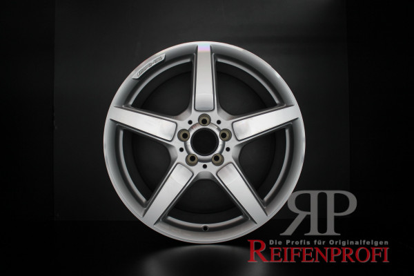 Original Mercedes AMG CLS-Klasse W218 A2184011702 Einzelfelge 19 Zoll PE519 1334-B