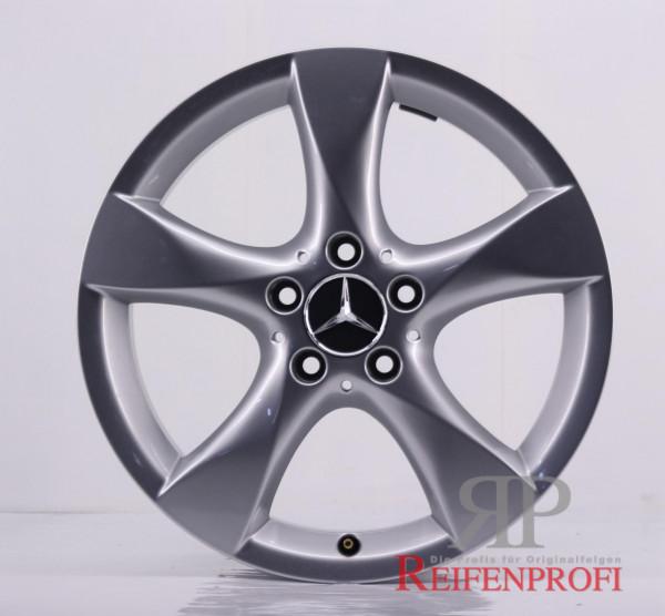 Original Mercedes A-Klasse W169 B-Klasse W245 A2464010502 Einzelfelge 17 Zoll MT365